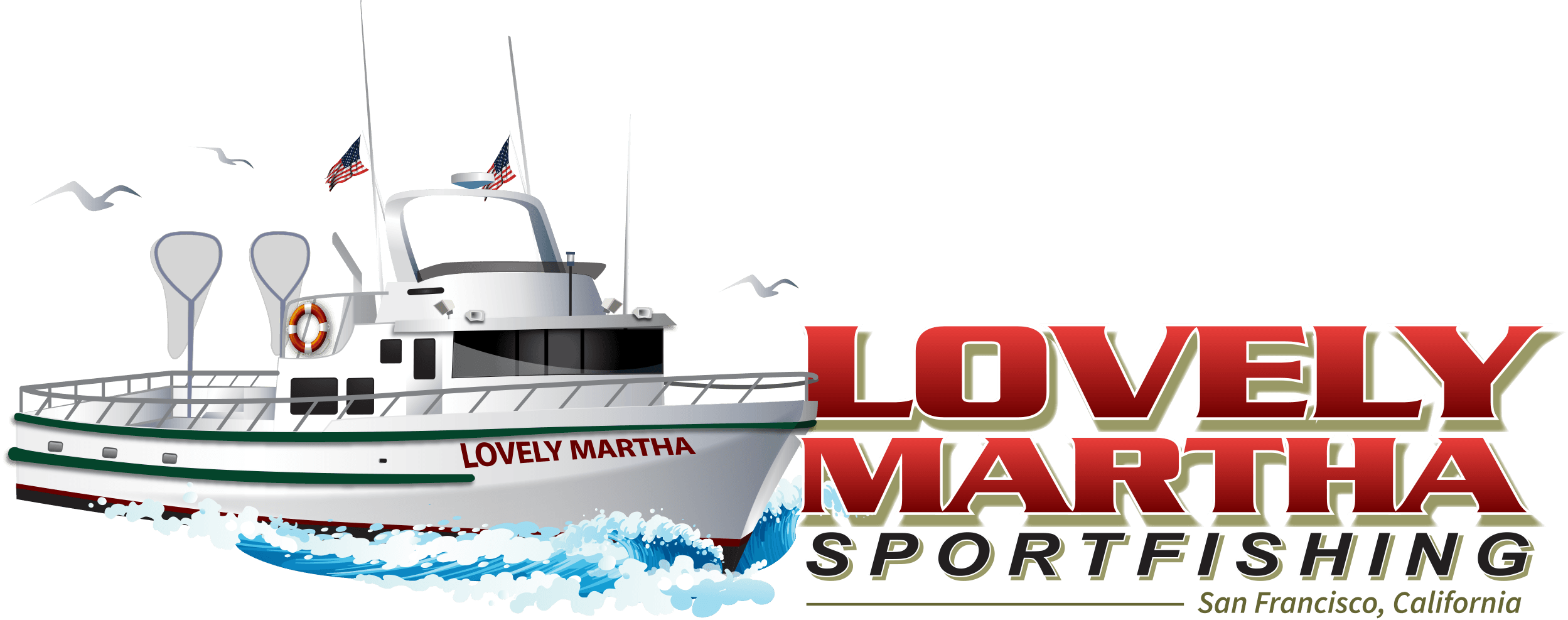 Lovely Martha Sportfishing